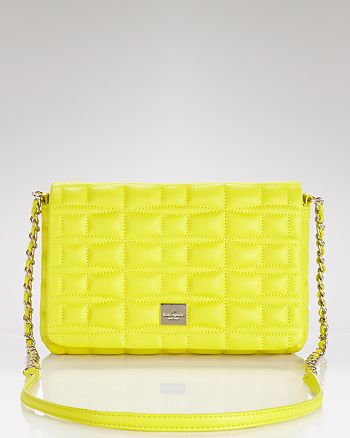 kate spade new york - Crossbody - Signature Spade Brianne Leather