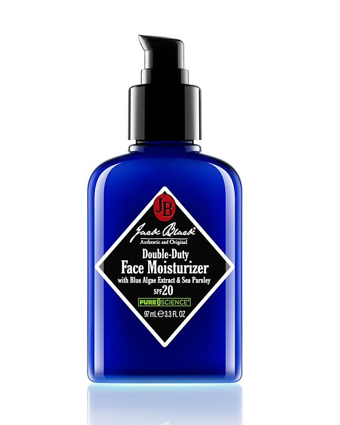 Jack Black - Double Duty Face Moisturizer SPF 20 3.3 oz.