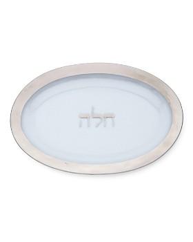 Annieglass - Judaica Challah Platter