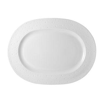Bernardaud - Ecume Oval Platter