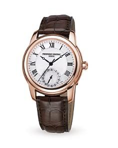 Frederique Constant - Frédérique Constant Classic Manufacture Automatic Watch, 43mm