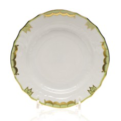 Herend - Princess Victoria Bread & Butter Plate, Green