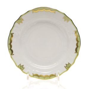 Herend Princess Victoria Bread & Butter Plate, Green