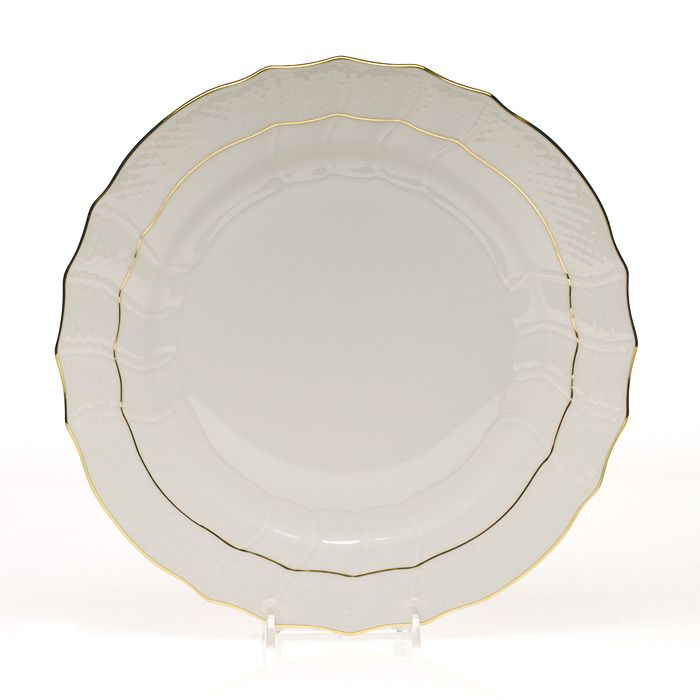 Herend - Golden Edge Dinner Plate