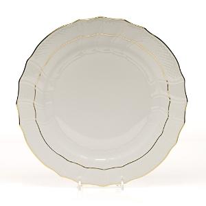 Herend Golden Edge Dinner Plate