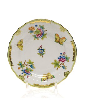 Herend - Queen Victoria Bread & Butter Plate