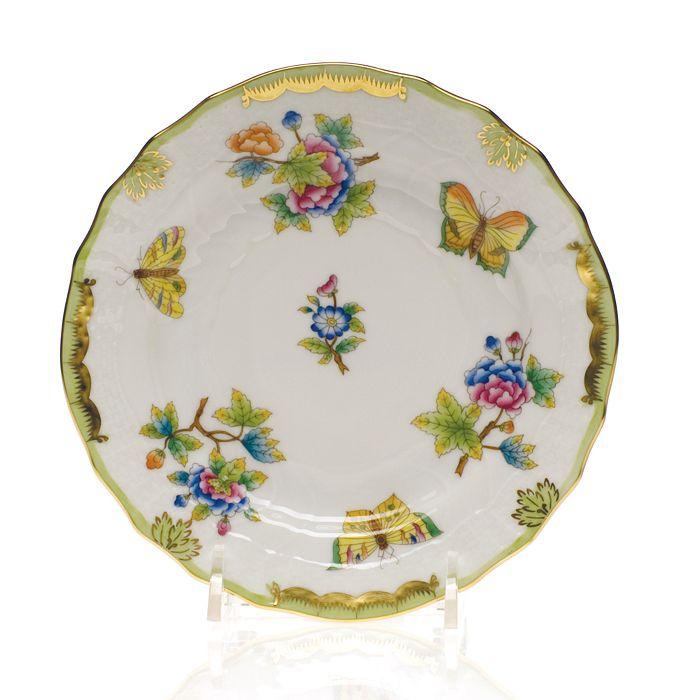 Herend - Queen Victoria Bread & Butter Plate