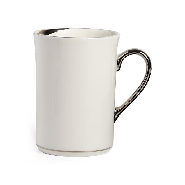 Pickard China - Crescent White Mug