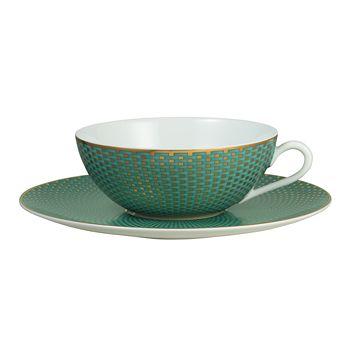 Raynaud - Tresor Turquoise Tea Cup