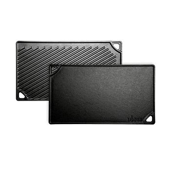 Lodge - Logic Double Play Reversible Grill/Griddle
