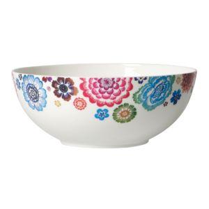 Villeroy & Boch Anmut Bloom Round Vegetable Bowl