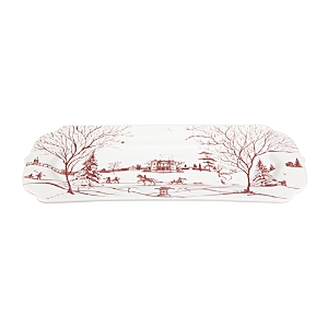 Juliska Country Estate Holiday Hostess Tray