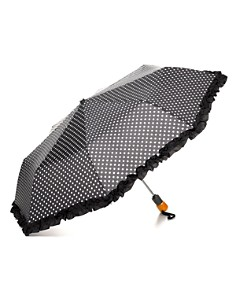 Bloomingdale's Ruffle Dot Umbrella - 100% Exclusive_0