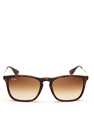 Ray-Ban Unisex Rubberized Youngster Wayfarer Sunglasses, 54mm