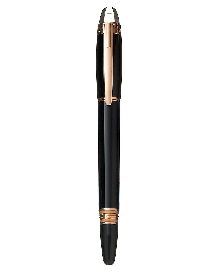 Montblanc - Red Gold Fineliner Ball Point Pen