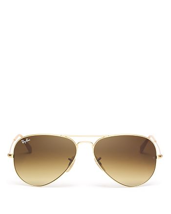 Ray-Ban - Classic Aviator Sunglasses, 58mm