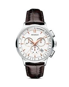 Movado - Movado Men's Circa Chronograph Watch, 42mm