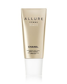 CHANEL ALLURE HOMME ÉDITION BLANCHE Anti-Shine Moisturizing After Shave - Bloomingdale's_0