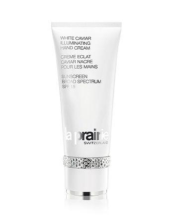 La Prairie - White Caviar Illuminating Hand Cream Sunscreen Broad Spectrum SPF 15