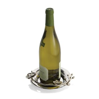 Michael Aram - White Orchid Wine Coaster