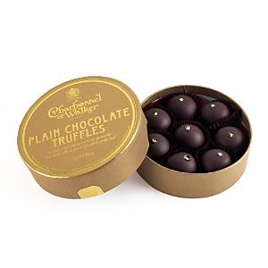 Charbonnel et Walker Plain Chocolate Truffles