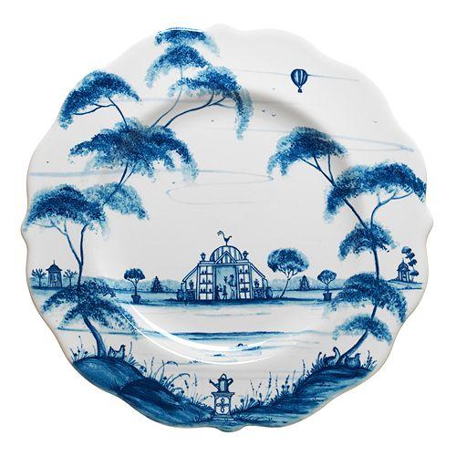Juliska - Country Estate Delft Blue Dessert/Salad Plate Conservatory