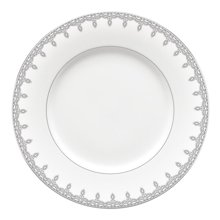 Waterford - Lismore Lace Platinum Accent Salad Plate