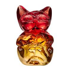 Kosta Boda - My Wide Life Babies Cat Sculpture