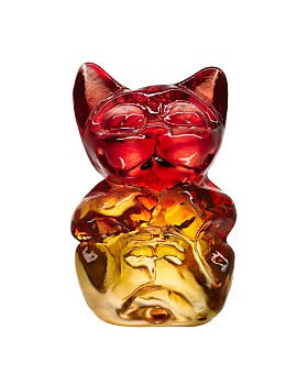 Kosta Boda - My Wide Life Babies Cat Sculpture