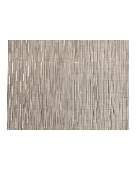 "Chilewich - Bamboo Rectangular Placemat, 14"" x 19"""