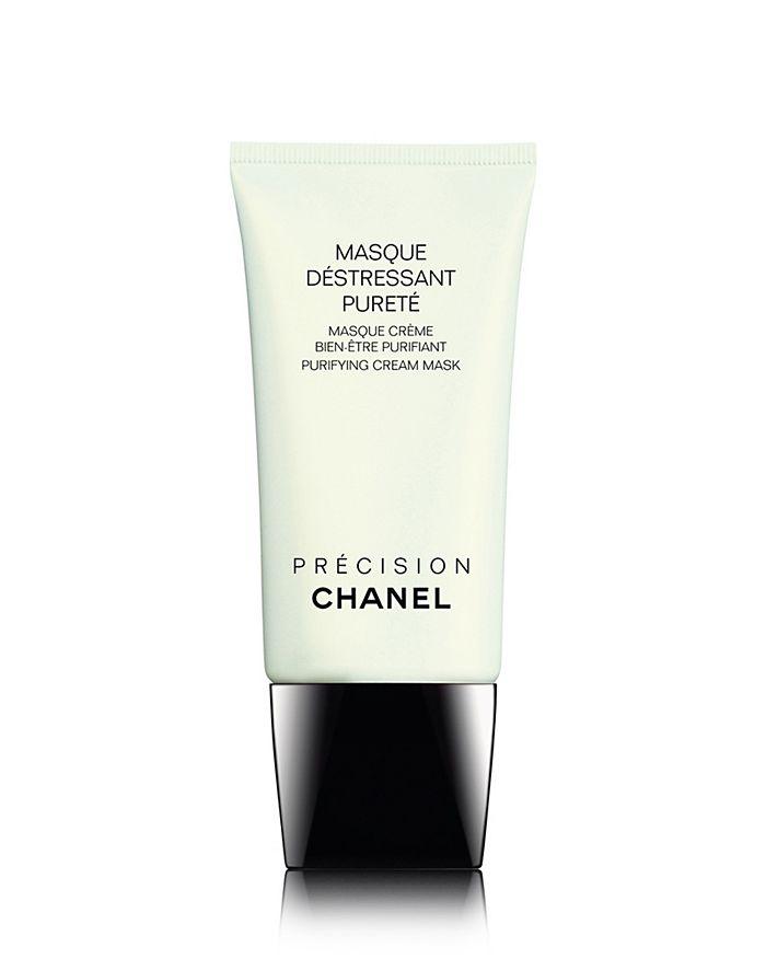 CHANEL - MASQUE DÉSTRESSANT PURETÉ Purifying Cream Mask 2.5 oz.