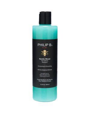 PHILIP B NORDIC WOOD HAIR & BODY SHAMPOO