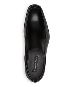 Gordon Rush - Men's Elliot Leather Apron Toe Loafers