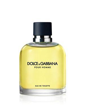 DOLCE & GABBANA Pour Homme 4.2 Oz/ 125 Ml Eau De Toilette Spray