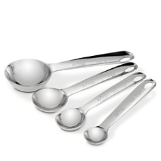 All-Clad - Stainless Steel Measuring Spoon Set