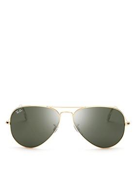 407822e017 Women s Aviator Sunglasses - Bloomingdale s