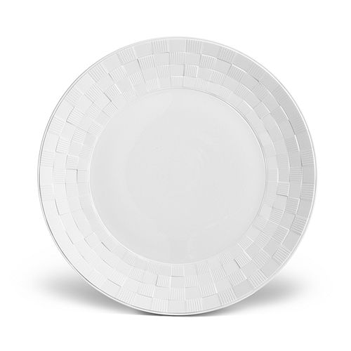 L'Objet - Byzanteum Blanc Dinnerware