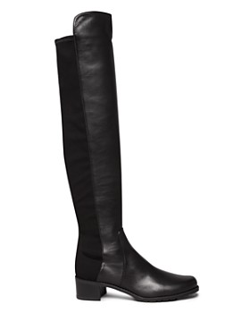 Stuart Weitzman - Women's Reserve Leather Over-the-Knee Boots