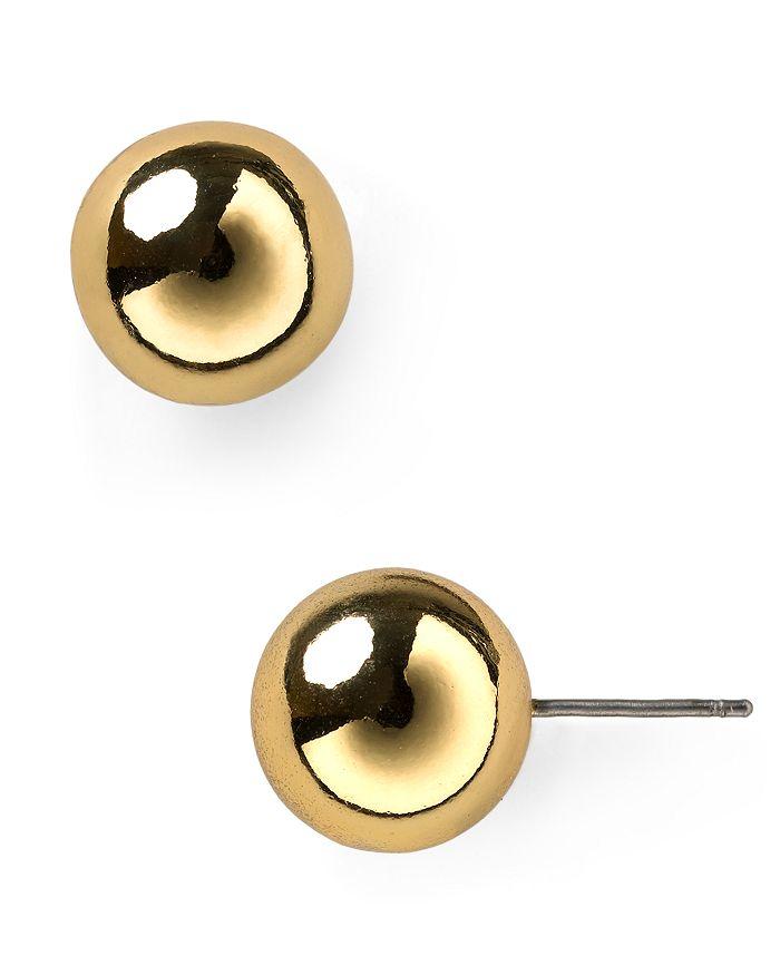 Ralph Lauren - Ball Stud Earrings, 12mm