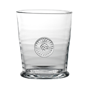 Juliska Berry & Thread Clear Double Old-Fashioned Glass