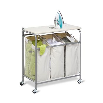 Honey Can Do - Ironing and Sorting Combo Laundry Center
