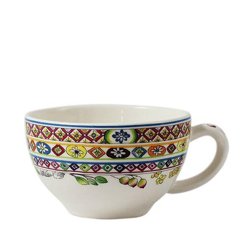Gien France - Bagatelle Teacup