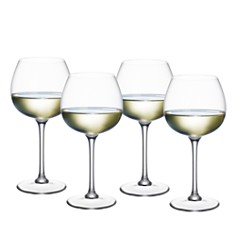 Villeroy & Boch Purismo White Wine Soft & Round Glass, Set of 4 - Bloomingdale's Registry_0