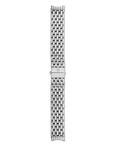 MICHELE Serein 16 Stainless Steel Watch Bracelet, 16mm - Bloomingdale's_0