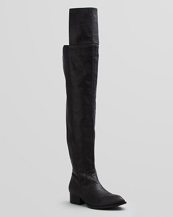 Jeffrey Campbell - Over-the-Knee Boots - Backside
