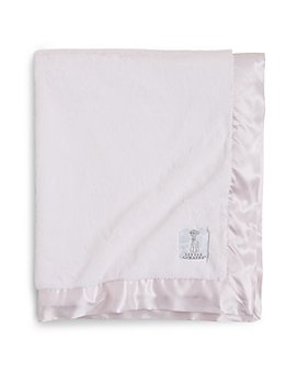 Little Giraffe - Infant Girls' Luxe Blanket - Baby