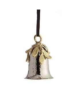 Michael Aram - Michael Aram Mistletoe Bell Ornament