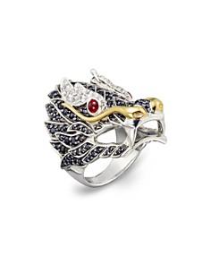 John Hardy Sterling Silver & 18K Gold Naga Lava Dragon Ring - Bloomingdale's_0