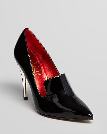 Joan & David - Oxford Pumps - Aza High-Heel
