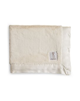 Little Giraffe - Infant Unisex Luxe Giraffe Blanket